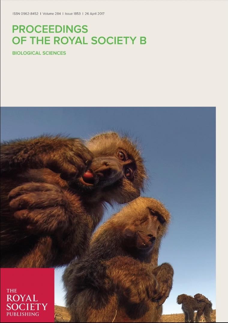 Publications: Farine – Department of Collective Behaviour